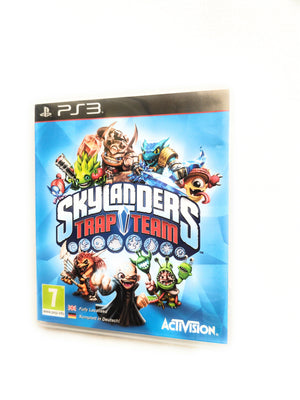Skylanders Trap Team PS3 Playstation 3 Game Software Only