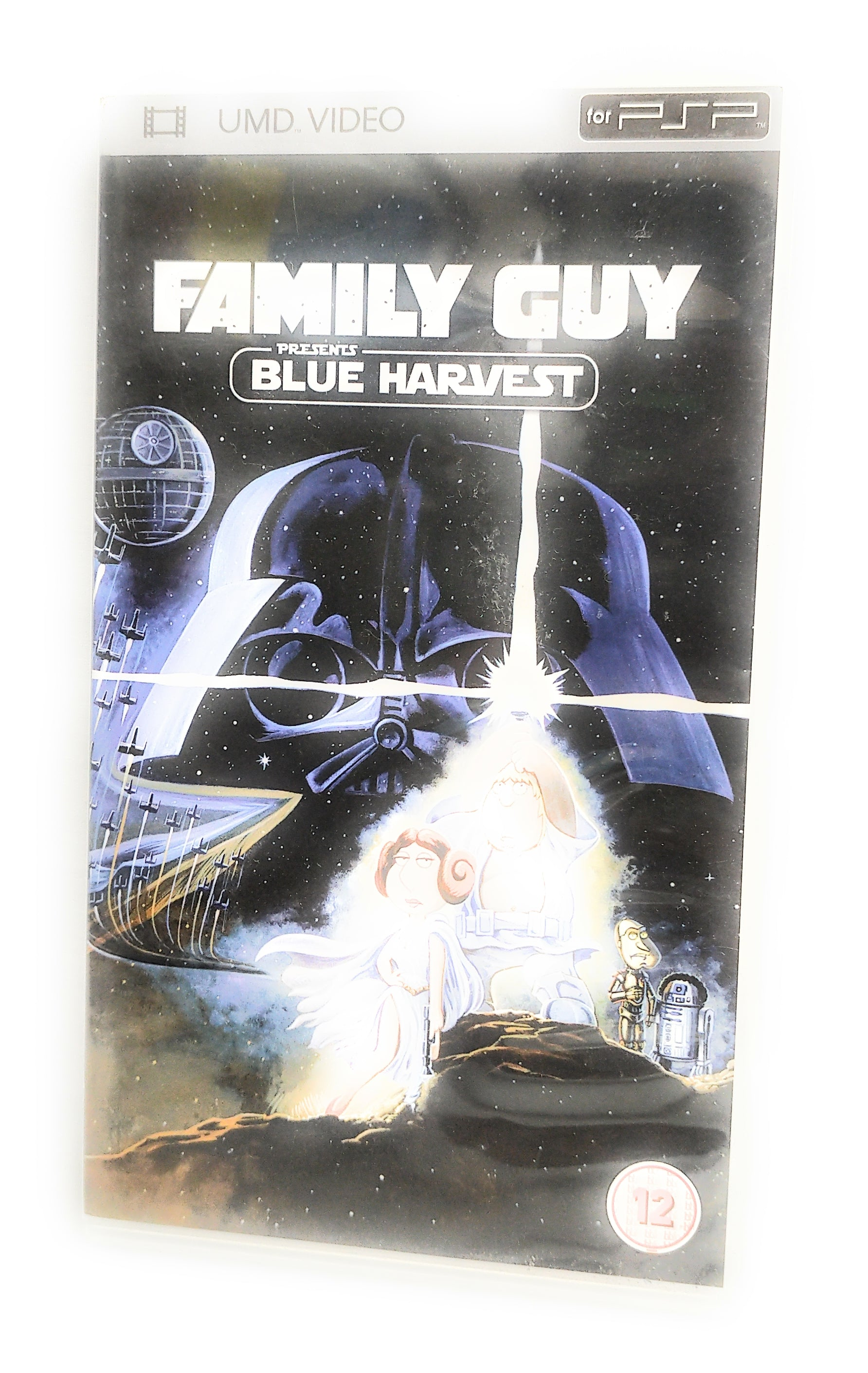 Family Guy Blue Harvest UMD (UMD Mini For PSP