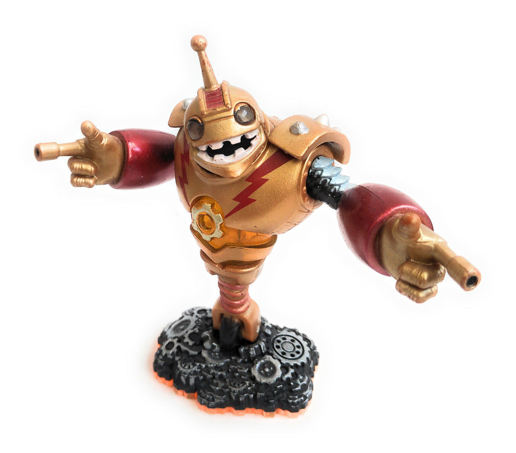 Skylanders Giants - Giant Character Pack - Bouncer (Wii/PS3/Xbox 360/3DS/Wii U)