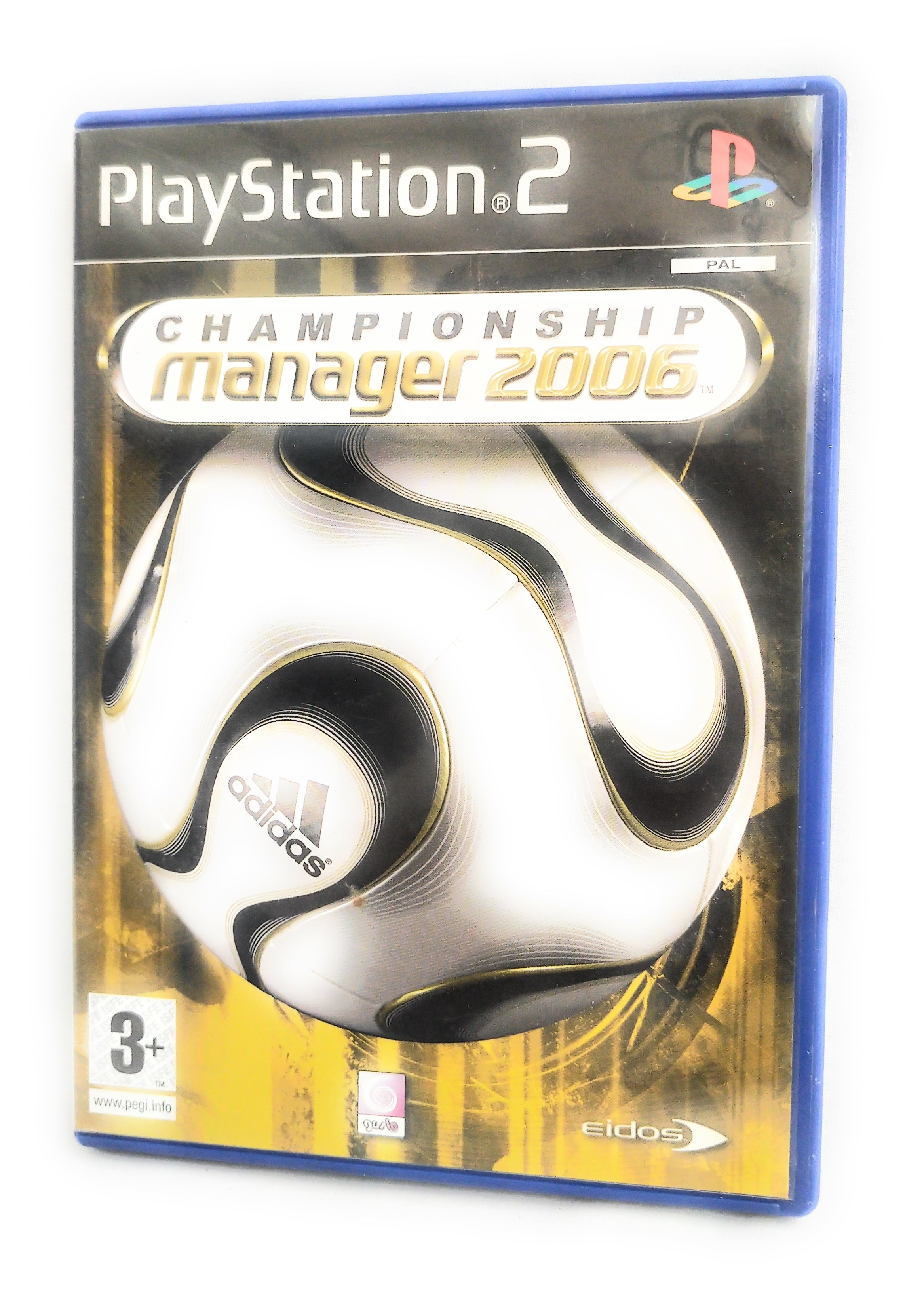 Championship Manager 2006 Playstation 2 PS2