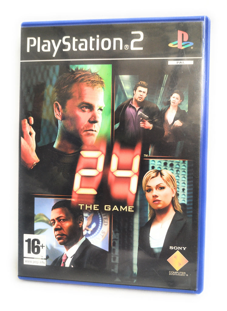 24: The Game (PS2)