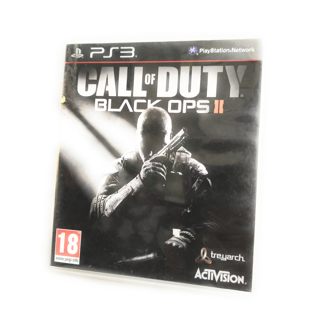 Call of Duty Black Ops 2 II (PS3)