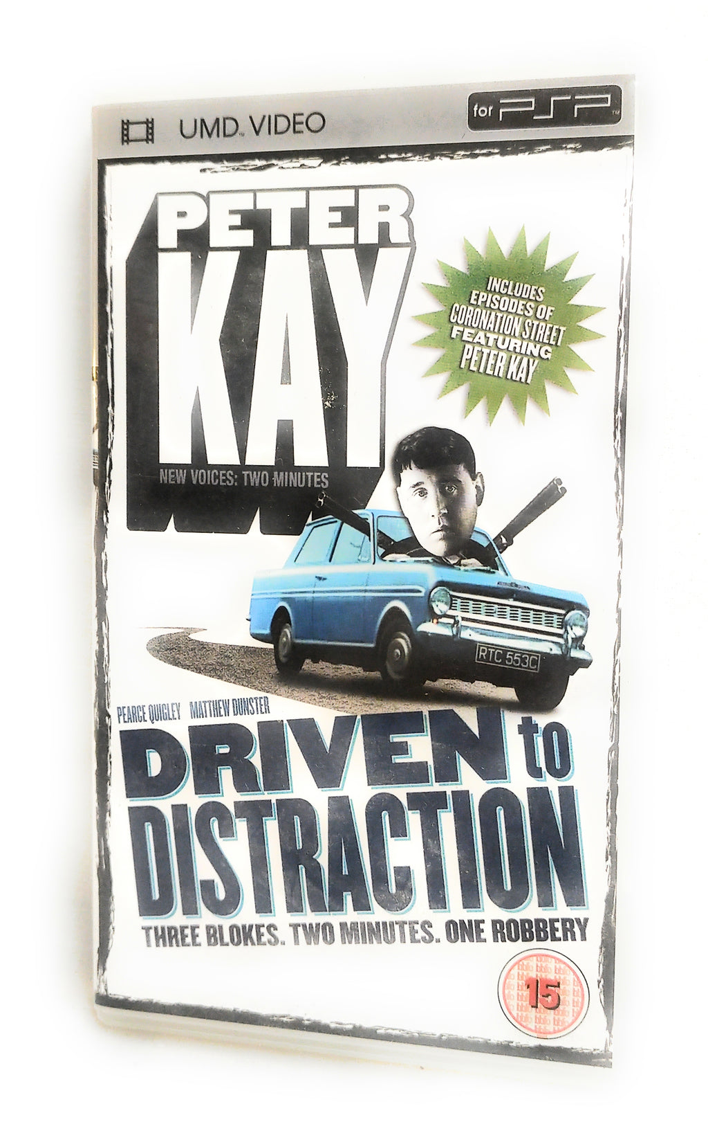 Peter Kay's Driven To Distraction [UMD Mini for PSP]