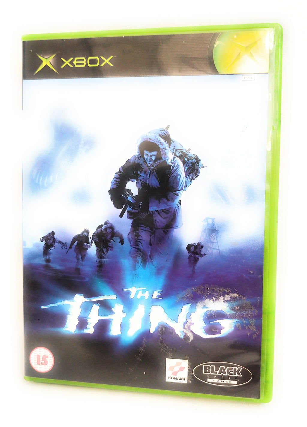 The THING - XBOX Game - PAL Format