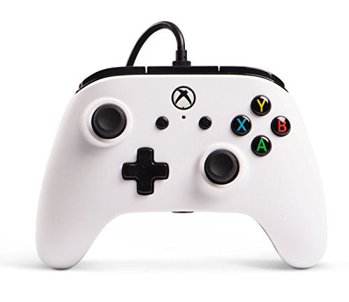 Enhanced Wired Controller for Xbox One - White (xbox_one)