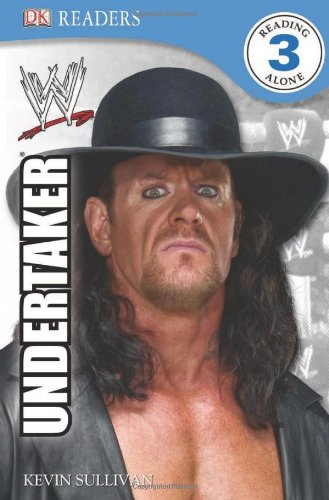 WWE Undertaker (DK Readers Level 3) Paperback – 1 Apr 2010