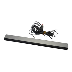 OFFICIAL NINTENDO WII UK POWER SUPPLY COMPOSITE AV TV CABLE AND SENSOR BAR LEAD
