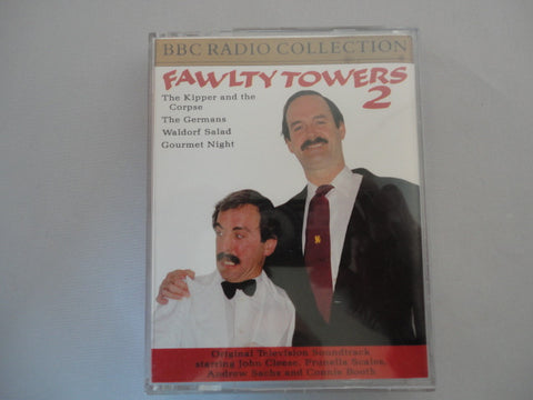 Fawlty Towers 2: BBC Radio Audio Book Cassette