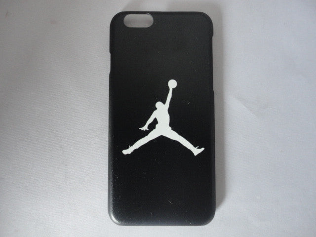 AIR JORDAN Logo Jump Michael Plastic Case For Apple Iphone 6 Only