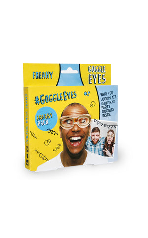 Goggle Eyes / Ears Photo Party Pack Selfie Fancy Dress Glasses