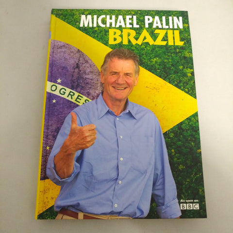 Brazil, Palin, Michael, New Hardback