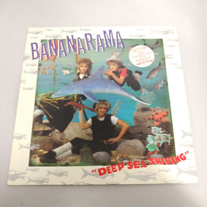 Bananarama - Deep Sea Skiving - 1983 Vinyl Album First Press