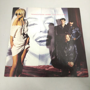 "Transvision Vamp The Only One UK 12"" vinyl single record (Maxi) TVVT7 MCA 1989"
