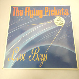 The Flying Pickets - Lost Boys (Vinyl) First Press