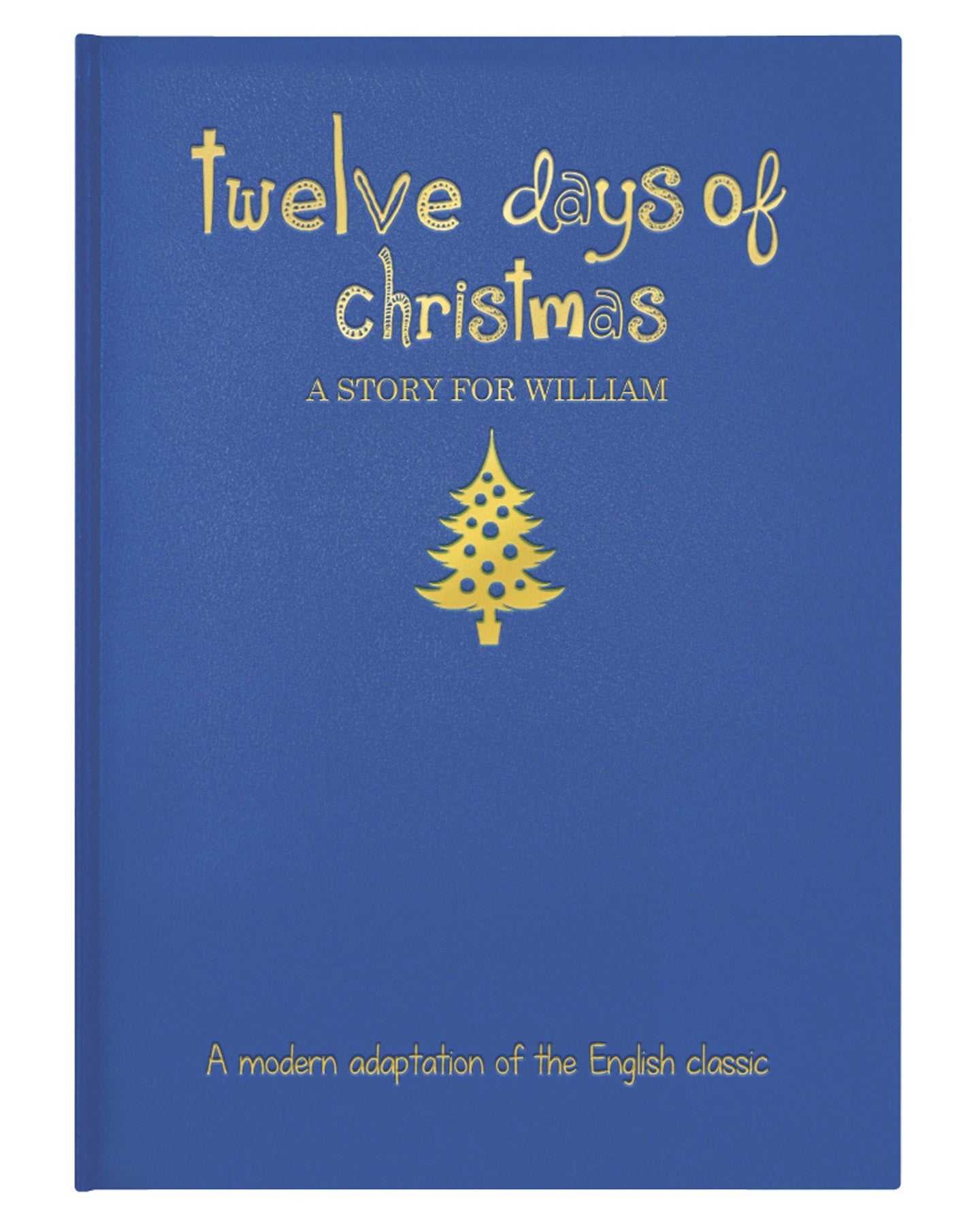 Modern twelve days of christmas gifts