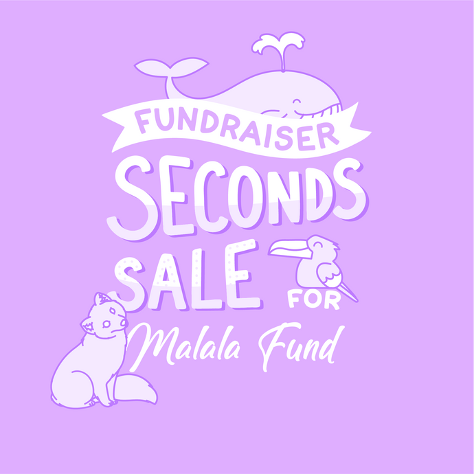 December Seconds Sale for Malala Fund