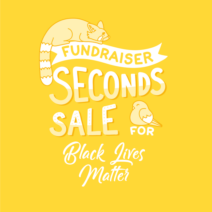 Charity Seconds Sale: February - Black Lives Matter