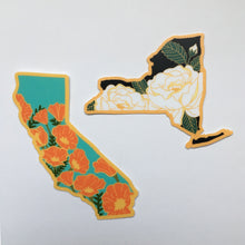 California Poppy - Vinyl Sticker