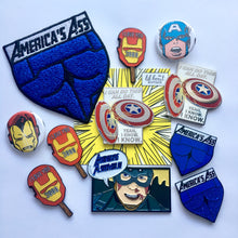 I Can Do This All Day - Enamel Pin - Avengers Endgame Captain America