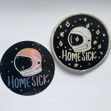 "Homesick Patch - 3.5"" Embroidered Patch"