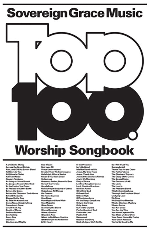 Top 100 Worship Songbook