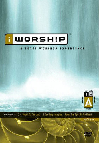 iWorship Resource DVD A