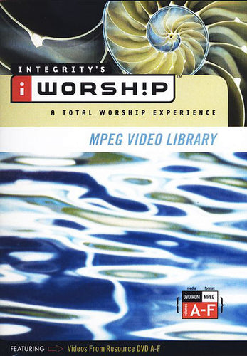 iWorship MPEG / QuickTime Video Library A-F