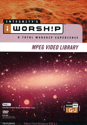 iWorship MPEG/QuickTime Video Library G-J
