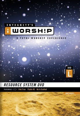 iWorship Resource System DVD L