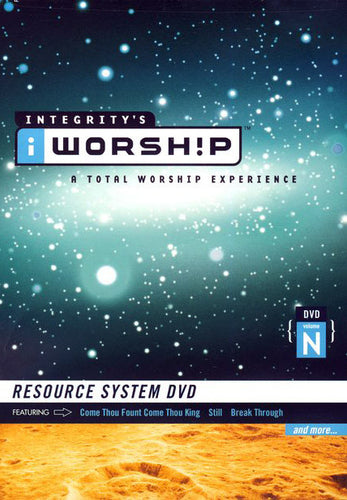 iWorship Resource DVD N