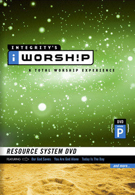 iWorship Resource System DVD P