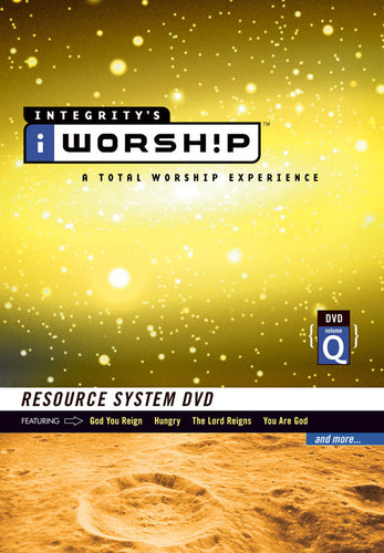 iWorship Resource System DVD Q