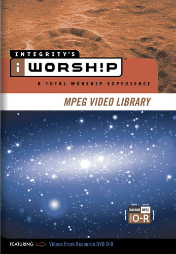 iWorship MPEG / QuickTime Video Library O-R