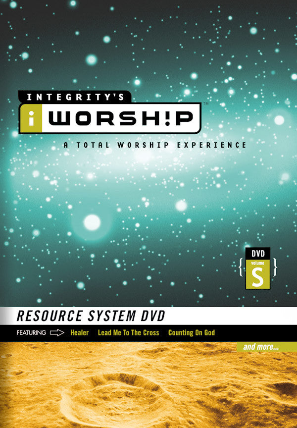iWorship Resource System DVD S