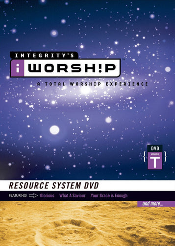 iWorship Resource System DVD T