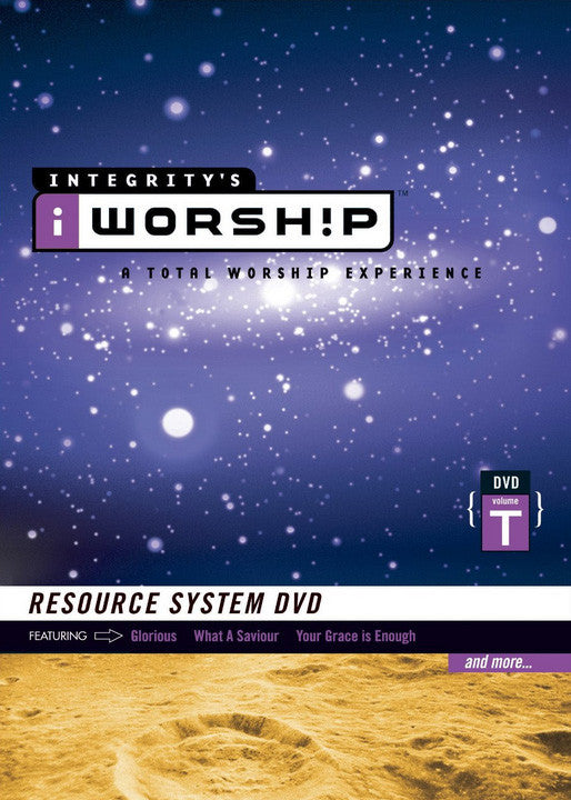 iWorship Resource DVD T