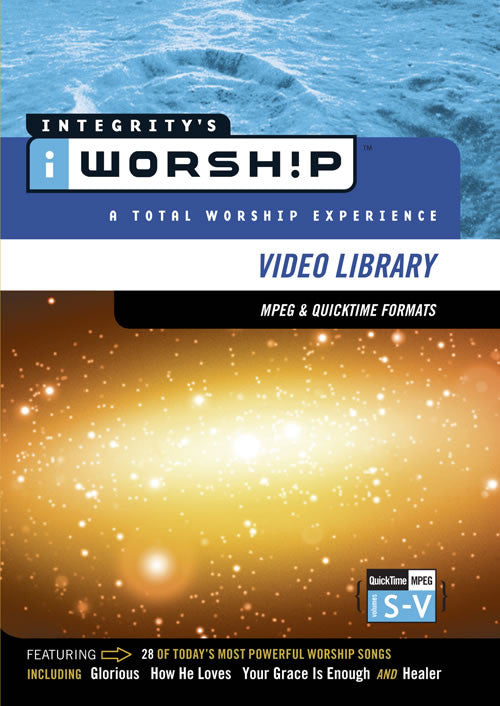 iWorship MPEG/QuickTime Video Library S-V