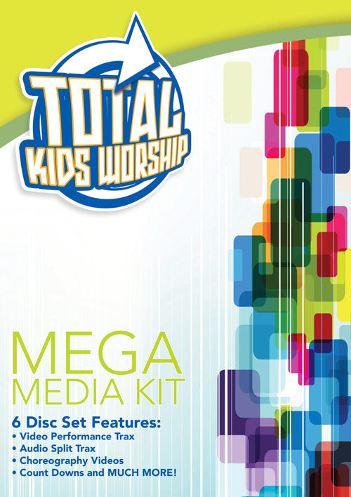 Total Kids Worship: Mega Media Kit DVD