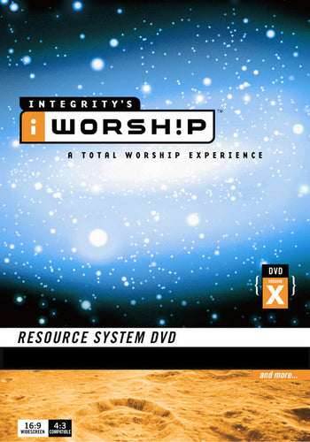 iWorship Resource DVD X