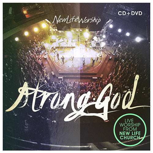 Strong God CD+DVD