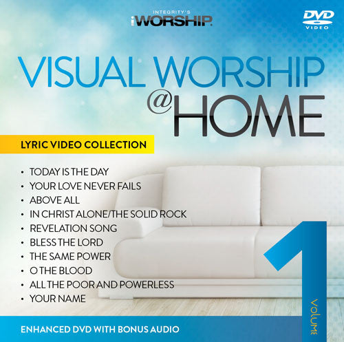 Visual Worship @Home Volume 1