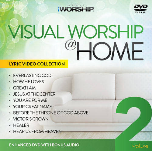 Visual Worship @ Home Vol. 2