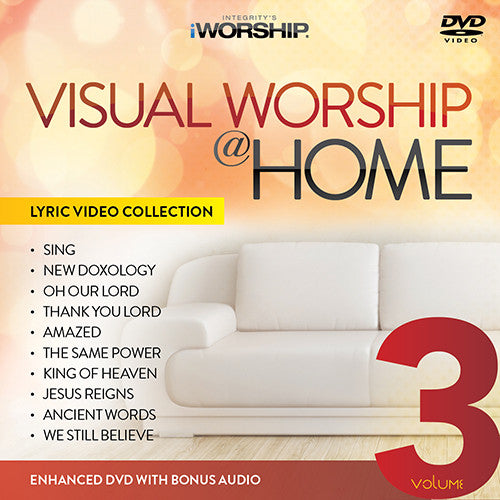 iWorship Visual Worship @Home Volume 3