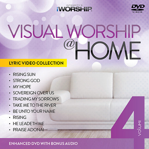 iWorship Visual Worship @Home Volume 4