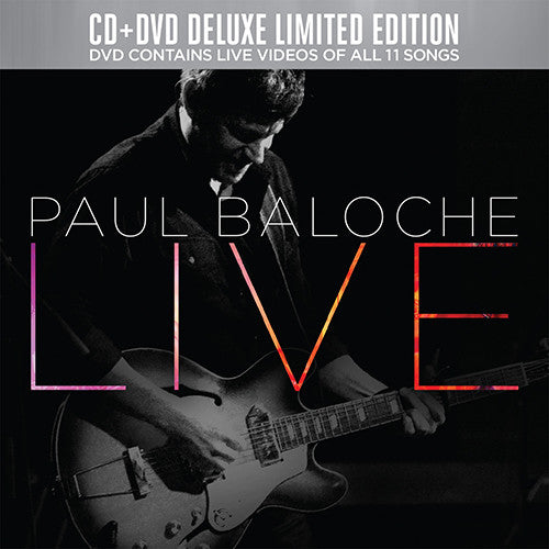 Paul Baloche Live CD+DVD