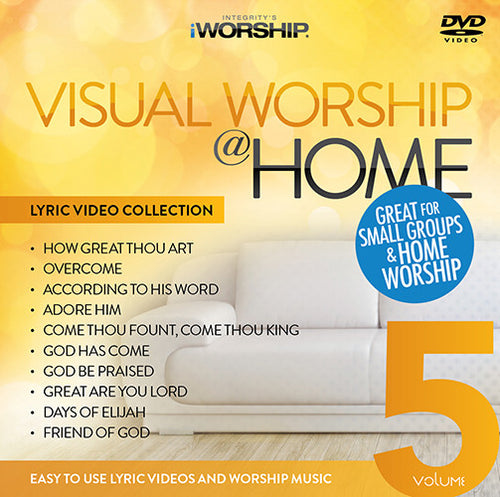 Visual Worship @Home Volume 5