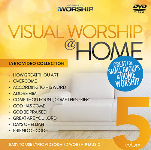Visual Worship @ Home Vol. 5