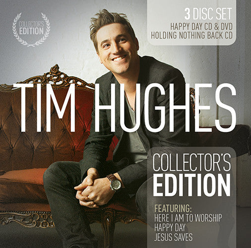 Tim Hughes Collector's Edition 3-Pack