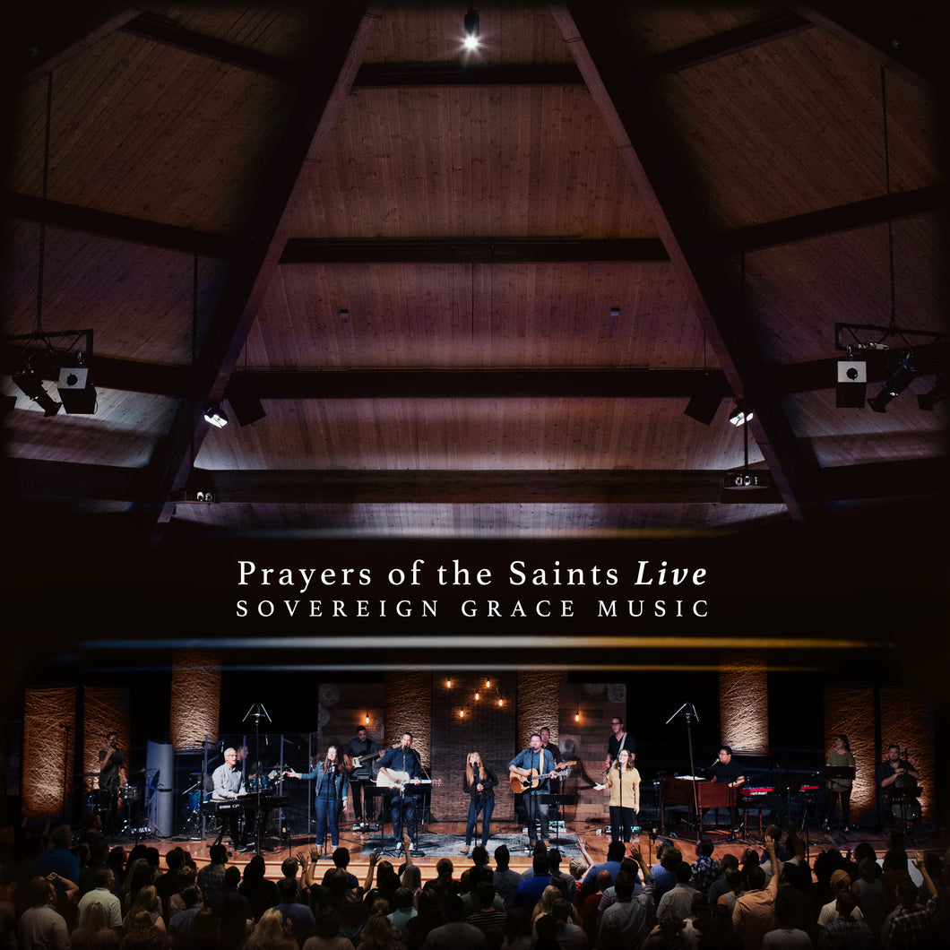 Prayers of the Saints (Live)