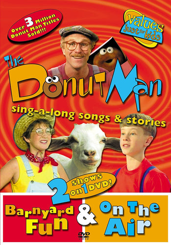 The Donut Man: Barnyard Fun / On The Air